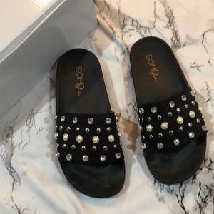 Shoes - NWT.  Slides